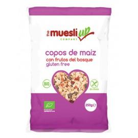 Copos de Maíz con Frutos del Bosque Gluten Free Bio 250g