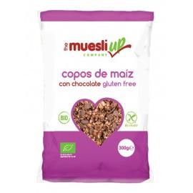 Copos de Maíz con Chocolate Gluten Free Bio 300g