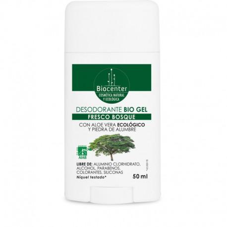 Desodorante Gel Fresco Bosque Bio 50g
