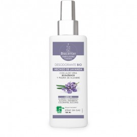 Desodorante Spray Hechizo Lavanda Bio 100ml