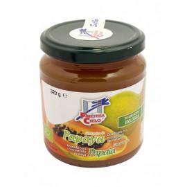 Compota de Papaya Bio 320g
