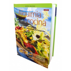 Libro Alquimia en la Cocina de Montse Bradford