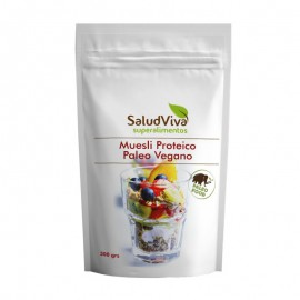 Muesli Proteico Paleo Vegano 300g
