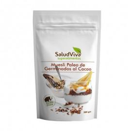 Muesli Paleo Vegano Germinado al Cacao 300g