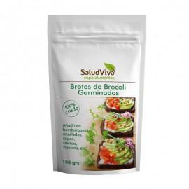 Brotes de Brócoli Germinados Bio 100g