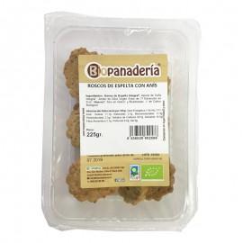 Galletas Roscos de Espelta con Anis Bio 225g