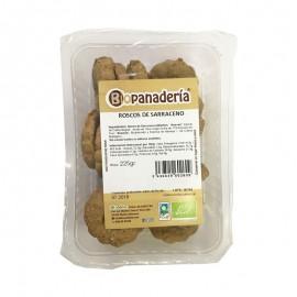 Galletas Roscos de Trigo Sarraceno Bio 225g