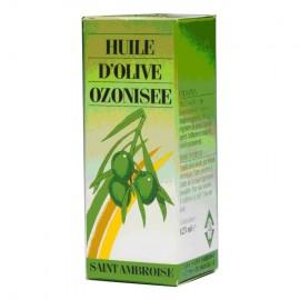 Aceite de Oliva Ozonizado 100ml