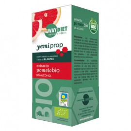 Extracto de Pomelo Sin Alcohol Yemiprop Bio 50 ml