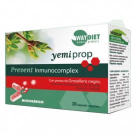 Prevent Inmunocomplex Yemiprop 30 Cápsulas