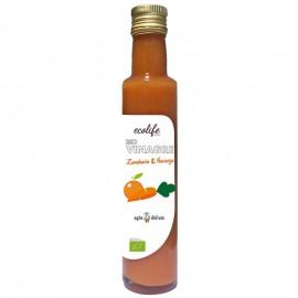 Vinagre de Naranja y Zanahoria Bio 250ml