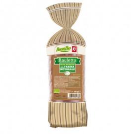 Pan de Molde de Trigo Integral Bio 400g