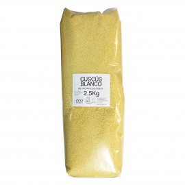Cuscus blanco bio 2500 g