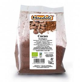 Cacao en Polvo Desgrasado (100% Cacao) Bio 150g