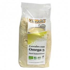 Pure Instantaneo de Cereales con Omega 3 en Polvo Bio 300g