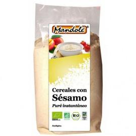 Pure Instantaneo de Cereales con Sésamo en Polvo Bio 300g