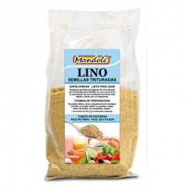 Semillas de Lino Dorado Triturado Bio 175g