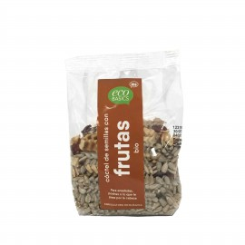 Mix Pipas Frutas Bio 150g