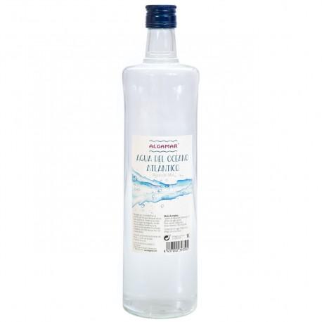 Agua de Mar 1L del Oceano Atlántico