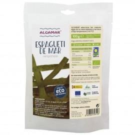 Algas Secas Espagueti de Mar Bio 100g