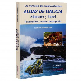 Libro Algas De Galicia Alimento y Salud