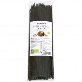 Pasta Integral con Algas Espagueti Tierra y Mar Bio 250g