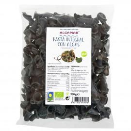 Pasta Integral con Algas Flores de Mar Bio 250g