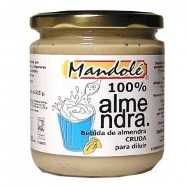 Bebida Almendras Crema (100% Almendra) Bio 325g