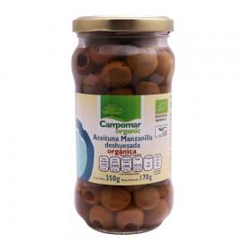 Aceituna Manzanilla Deshuesada Bio 350g