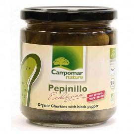 Pepinillos Bio 350g