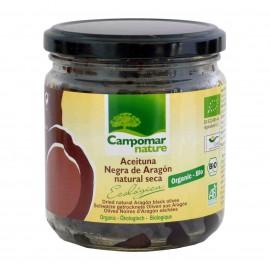 Aceituna Negra de Aragon Seca Bio 210g