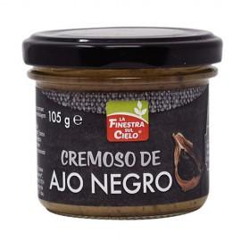 Cremoso de Ajo Negro Bio 105 gr