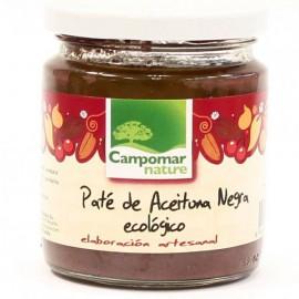 Paté de Aceituna Negra Bio 80g