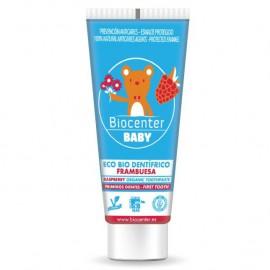 Dentífrico Baby de Frambuesa Bio 75ml