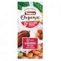 Chocolate Orgánico Sin Azúcar Negro con Almendras Bio 150g