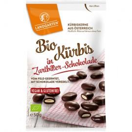 Semillas de Calabaza y Chocolate Negro Bio 50g