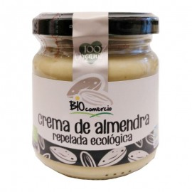 Crema de Almendra Repelada Bio 200g