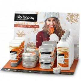 Expositor de Navidad Línea Caramelo BioHappy