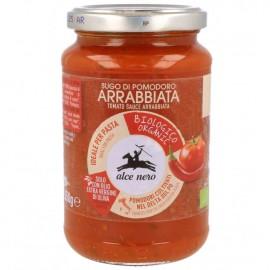 Salsa de Tomate Arrabbiata Bio 350g
