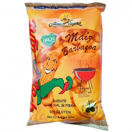 Pofulight Gusanitos Barbacoa Sin Gluten Bio 38g