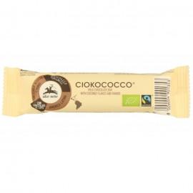 Barrita de Chocolate con Coco y Mango Bio 33g