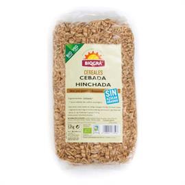 Cebada Hinchada sin Azúcar y sin Miel Bio 125g