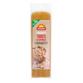 Spaghetti de Legumbres 100% Garbanzos Bio 250g