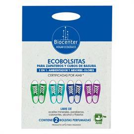 Ecobolsitas Zapateros y Cubos de Basura 2x10g