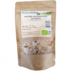 Jengibre Caramelizado Bio NaturVida 250g