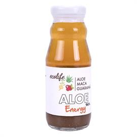Bebida Energy Aloe Maca y Guaraná Bio 212ml