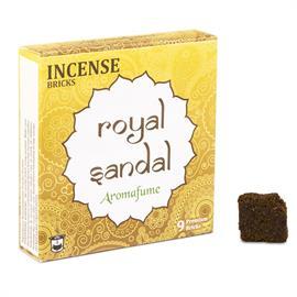 Aromafume Ladrillos de Royal Sandal 40g
