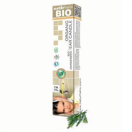 Velas Conos para el Oído con Árbol del Té Bio 2uds