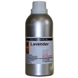 Aceite Esencial de Lavanda Tamaño Profesional 500ml