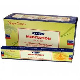 Incienso Satya Nag Champa Meditación 15g
